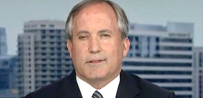 BOOM! Texas AG already SUING to get Federal Court to ...
