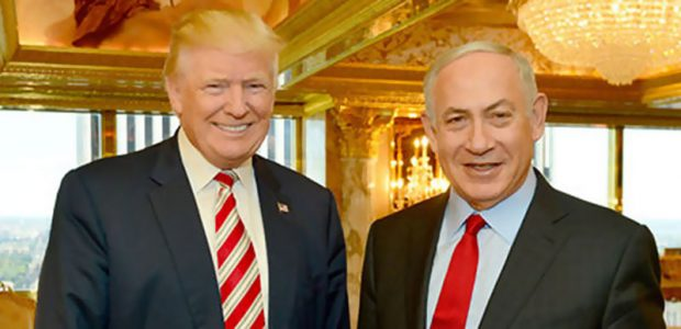 BREAKING: Trump issues statement defending Israel
