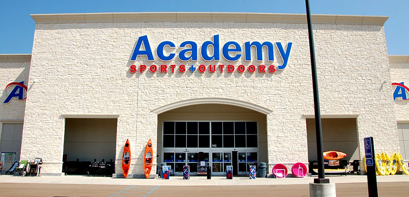 Academy Sports stands firm, suggests it won't be changing