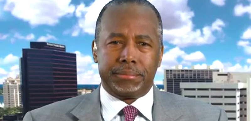 WOW: Ben Carson SAVAGES Maxine Waters in letter on homelessness