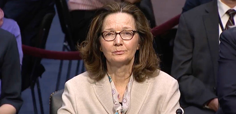 BREAKING REPORT: CIA Chief Gina Haspel is blocking more declassifications on phony Russian collusion scandal
