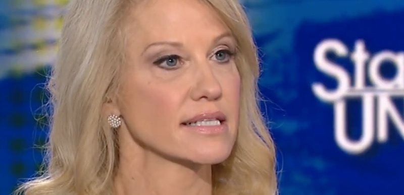 BREAKING: Kellyanne Conway HAS tested positive for COVID