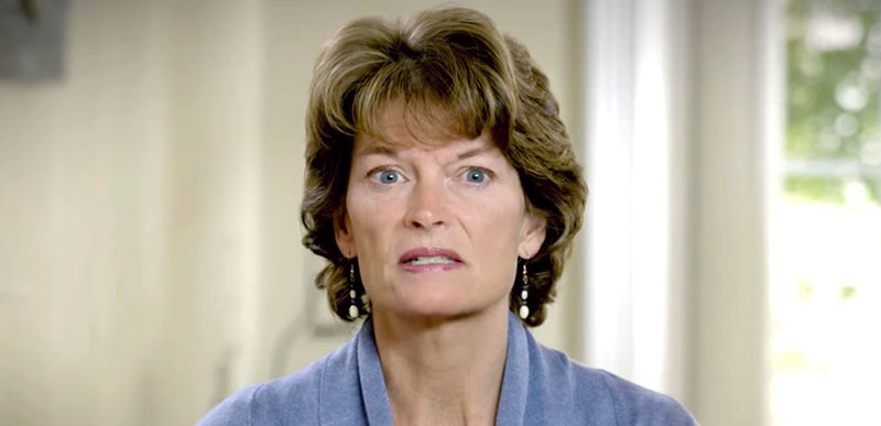 Trump says he'll endorse any candidate with a pulse against Lisa Murkowski…