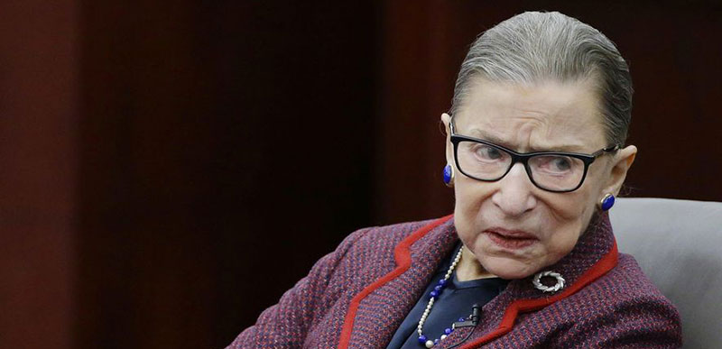 BREAKING: Supreme Court Justice Ruth Bader Ginsburg Dead at 87