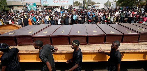 Nigerian Muslims slaughter 120 Christians in three weeks, but the MSM refuses to cover it…
