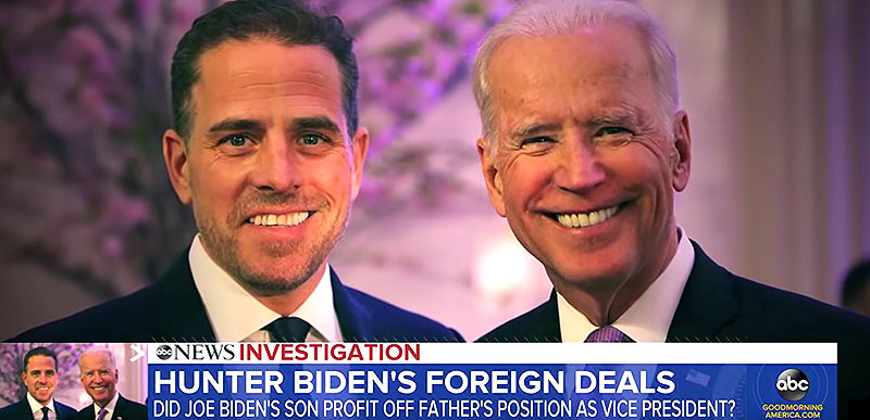 BREAKING: Facebook already censoring bombshell story about Joe and Hunter Biden; Also Biden responds to story