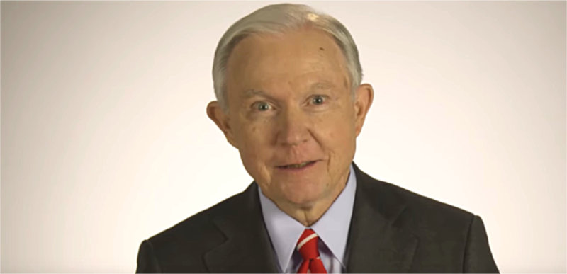 WATCH: Jeff Sessions comes out swinging HARD at Tommy Tuberville