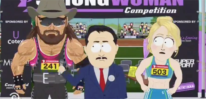 WATCH: South Park outrages the left with their trans athlete episode
