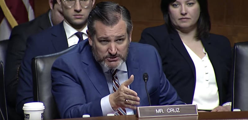 Ted Cruz calls out Dept of Defense for discriminating against Christians
