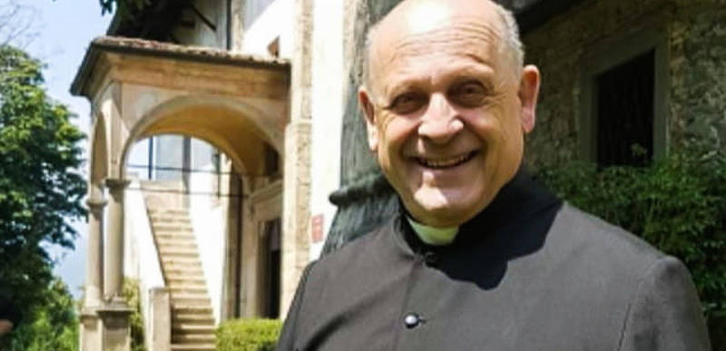 Catholic Priest with coronavirus made the ultimate sacrifice for someone else with coronavirus…