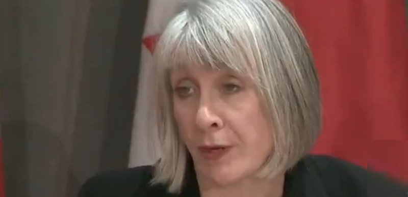 Canada's health minister regurgitates China's propaganda even after US intelligence calls it a lie