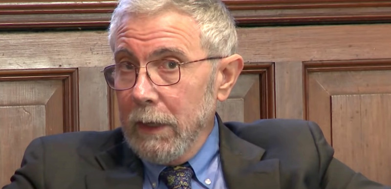 Paul Krugman says Trump's 'Lysol moment' is his Katrina – then gets hit by his own Lysol moments