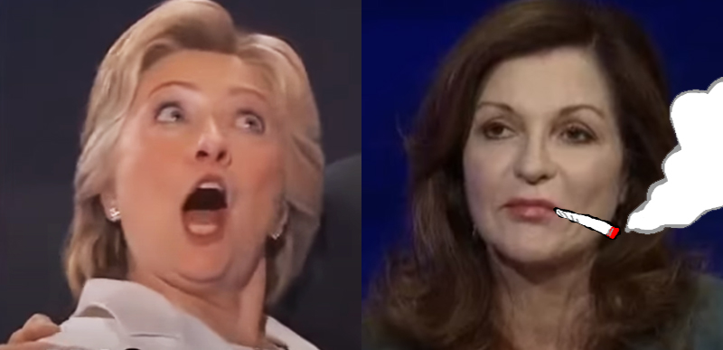 WOKE FIGHT!! Hilariously outraged Hillbots, led by Hillary herself, go to WAR with 'deranged' Maureen Dowd, NYT