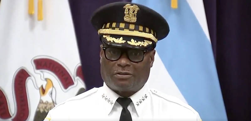 Chicago Police Superintendent: Looting and riots happened because there are NO consequences…