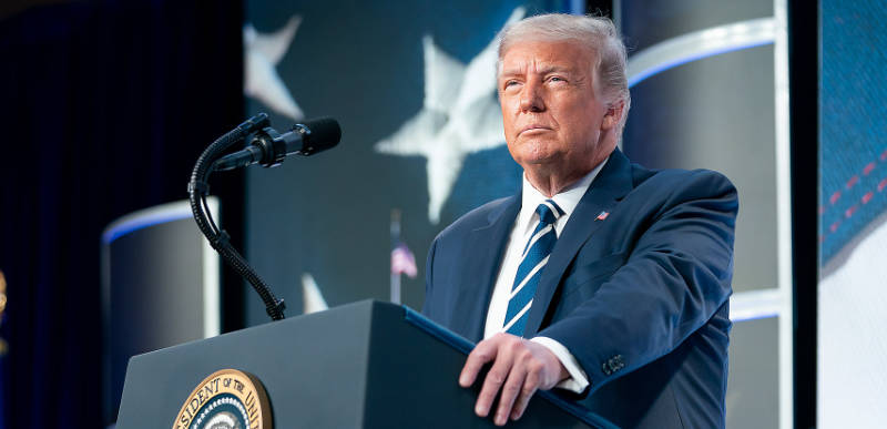 President Trump participates in Town Hall at 9PM on ABC