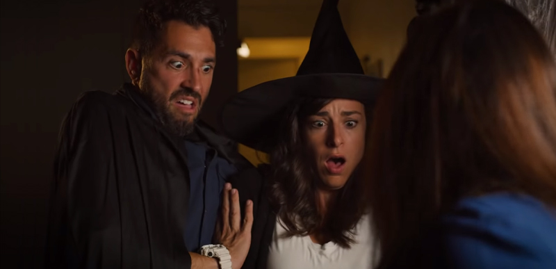 Don't Get Tricked! This Halloween-themed ad is BRILLIANT and TERRIFYING.