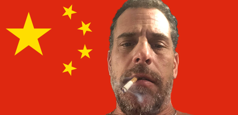 'CHINA INC.' Hunter's imprisoned business pal has goods on PRIVATE, Off-the-Books Biden meet-up with commies and 'investors'