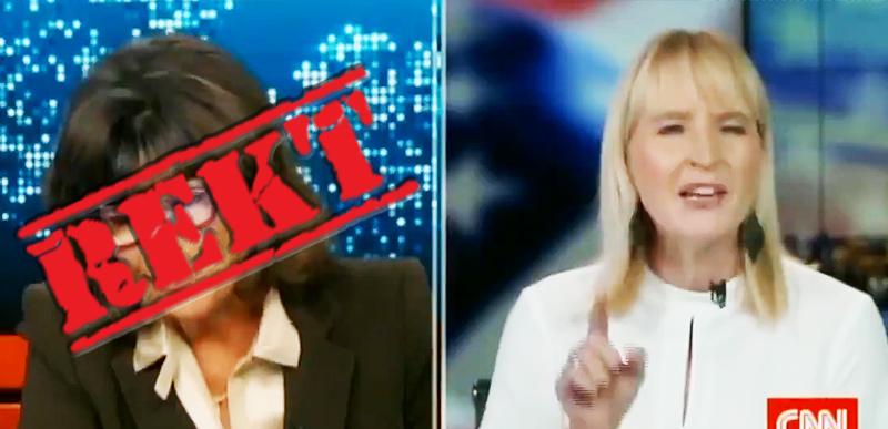 RNC's Elizabeth Harrington OBLITERATES Christiane Amanpour in this CNN clip about Biden and RUSSIA RUSSIA RUSSIA