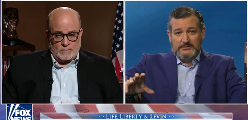 CNN contrib says Dems should 'pack' court to 'SAVE' it from GOP, Ted Cruz OPENS FIRE