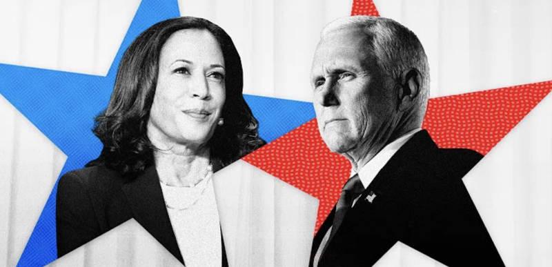 WATCH LIVE: Tonight's Vice Presidential debate between Mike Pence and Kamala Harris