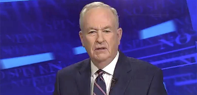 WATCH: Bill O'Reilly explains why this election just doesn't make sense