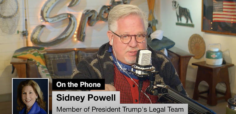 WATCH: Sidney Powell reveals the U.S. seized Dominion servers in Germany and much more…