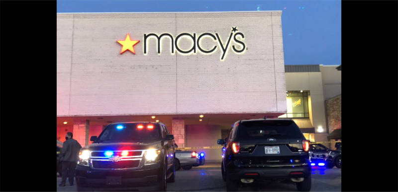At least 7 people shot at Milwaukee mall by gunman who is still at large