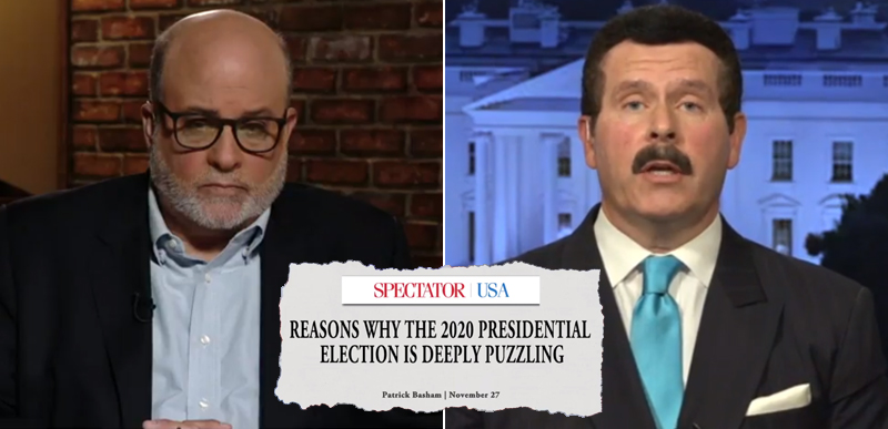 In Levin interview, elections EXPERT says alleged Biden victory not IMPOSSIBLE to believe. BUT…
