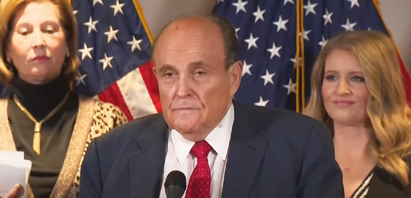 BREAKING: Trump Team SMACKS Bill Barr, Giuliani politely RIPS him for speaking 'WITHOUT ANY KNOWLEDGE'