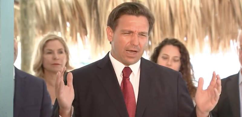 BOOM: Gov DeSantis suspends all local COVID restrictions in the state of Florida